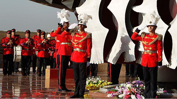 Irak: Día del Ejército, inmerso en su remodelación y en la guerra contra los yihadistas