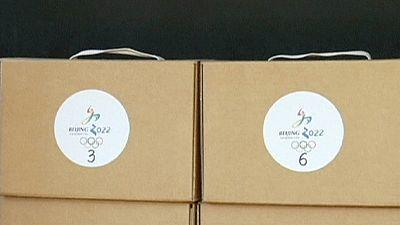 Olympia 2022: Peking und Almaty reichen Bewerbungen ein