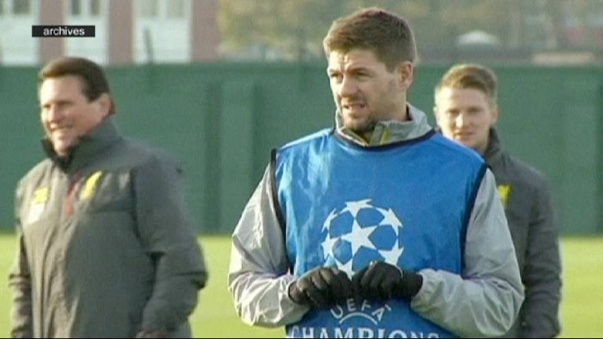 Liverpool skipper Gerrard to sign with LA Galaxy