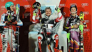 Kayak: Marcel Hirscher rekor kırdı