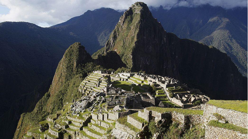 Machu Picchu Peru's Inca citadel threatened by climate change