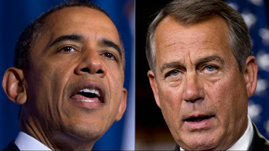 No peace, love and understanding between Obama and new Republican majority