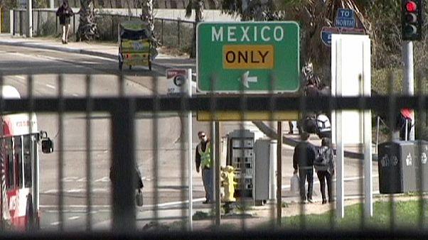 ABD'den Meksika'ya mafya operasyonunda destek