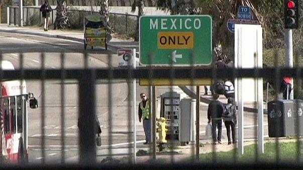 الرئيس أوباما و نظيره المكسيكي بينا نييتو يتباحثان بشأن العلاقات بين البلدين