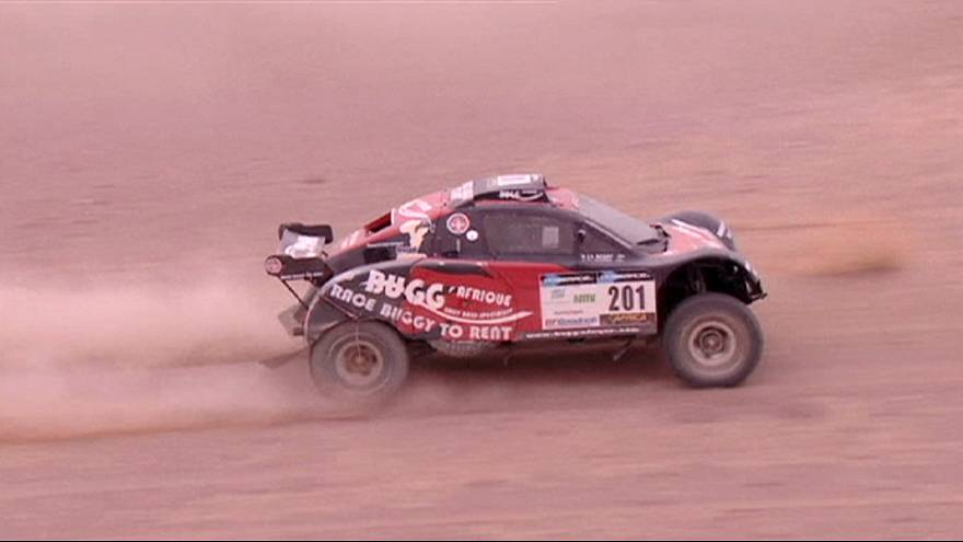 Ullevalseter continues to dominate Africa Eco Race