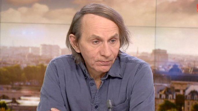 Le dernier Houellebecq fait couler beaucoup d'encre en France