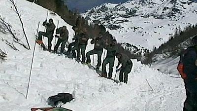 Itália: Avalanche no Tirol do Sul atinge 30 esquiadores