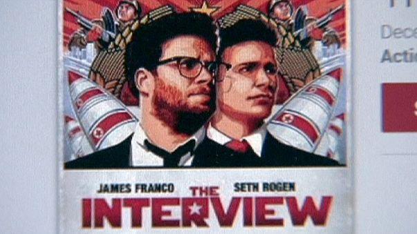 Interview filmi hasılat rekoru kırdı