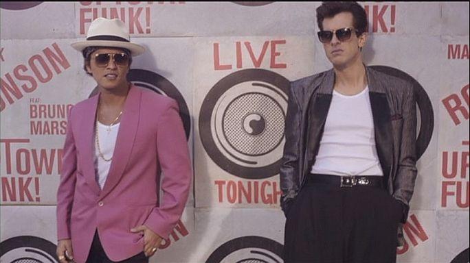 Mark Ronson e Bruno Mars: accoppia vincente