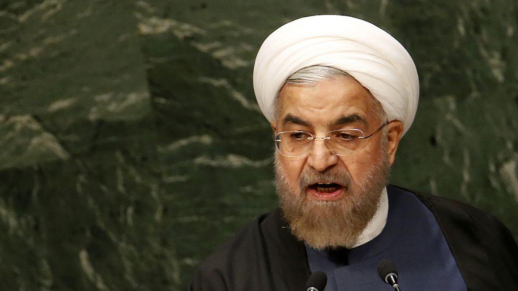 Rohani wirft islamischen Ländern IS-Unterstützung vor