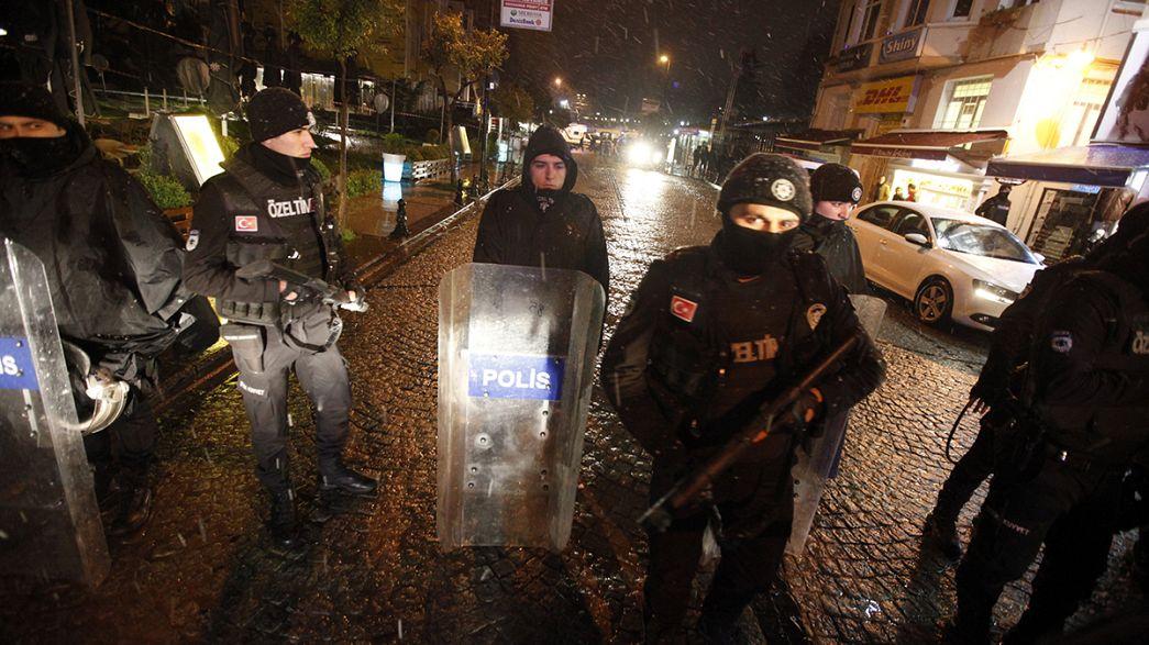 Grupo de extrema-esquerda reivindica atentado em Istambul