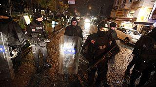 A betiltott kommunista párt a felelős az isztambuli merényletekért