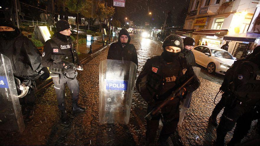جبهة يسارية متشددة تتبنى الهجوم على مركز الشرطة في اسطنبول