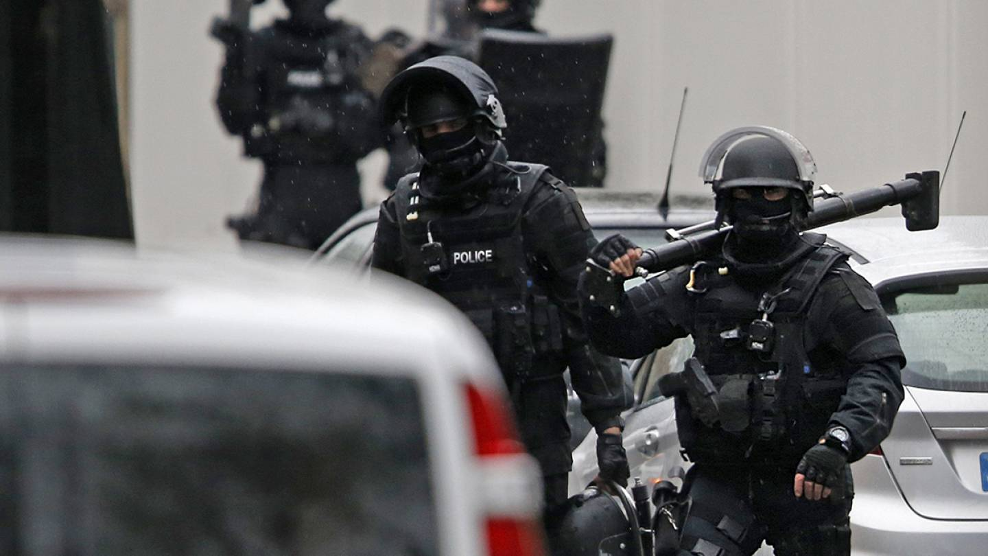 12 Dead After Gun Attack At French Satirical Weekly Charlie Hebdo Euronews