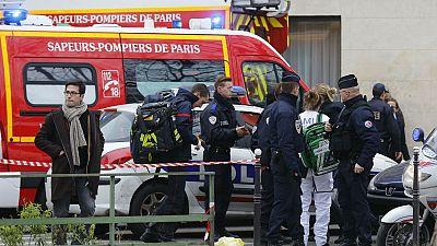 """Zwölf Tote bei Überfall auf französisches Satiremagazin """"Charlie Hebdo"""""""