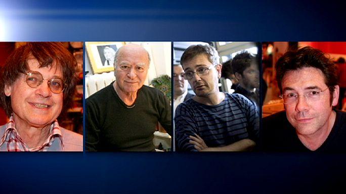 Charb, Cabu, Wolinski y Tignous, cuatro enormes e irreverentes caricaturistas