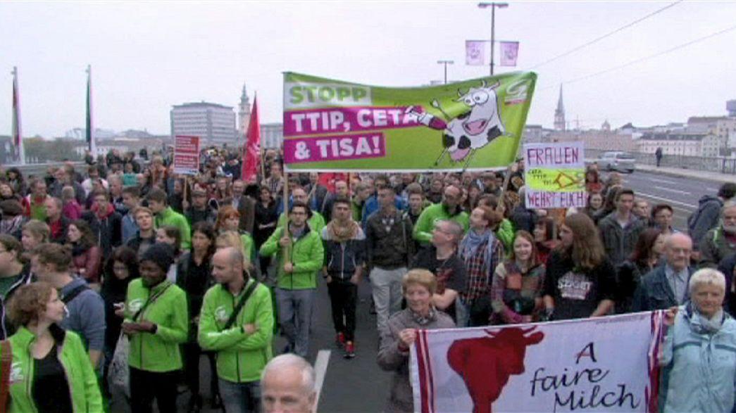 La Comisión Europea facilitará información sobre el TTIP