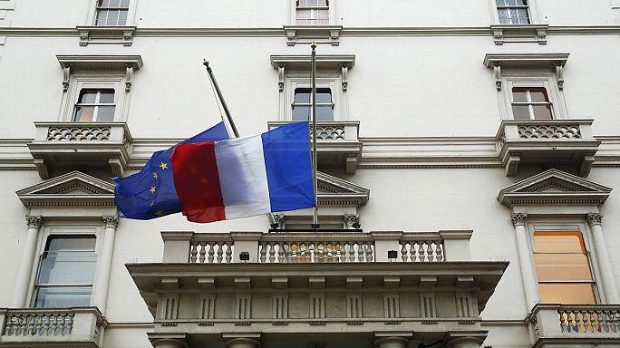 Paris saldırısına uluslararası toplumdan sert tepkiler