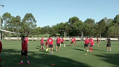 Palestine's Asian Cup debut