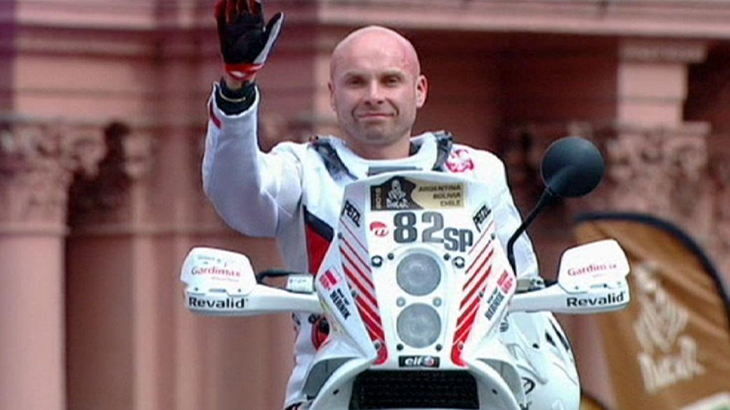 Barreda se lleva la cuarta etapa y afianza su liderato en el Rally Dakar
