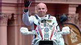 Michal Hernik dies during Dakar Rally