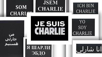 Charlie Hebdo na imprensa internacional