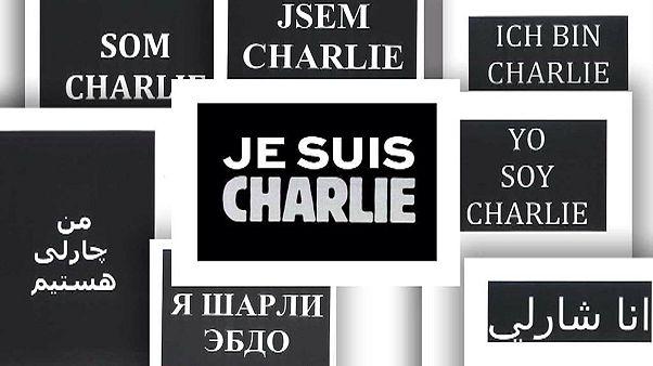 Στην εν ψυχρώ δολοφονία των σκιτσογράφων αφιερωμένα τα πρωτοσέλιδα του Τύπου παγκοσμίως