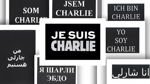 """الهجوم على """"شارلي إيبدو"""" يحتل الصفحات الأولى لصحف فرنسا والعالم"""