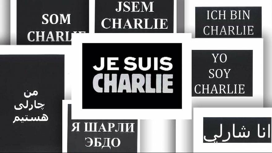 """Мировая пресса: """"Мы все Шарли Эбдо"""""""