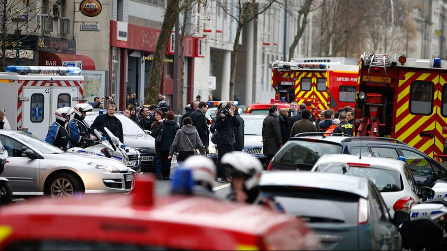 French policewoman killed in morning shooting near Paris