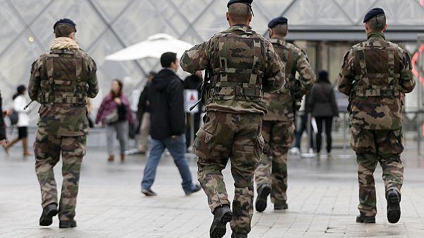 """""""Charlie Hebo"""": Zwei Verdächtige im Department Aisne lokalisiert"""