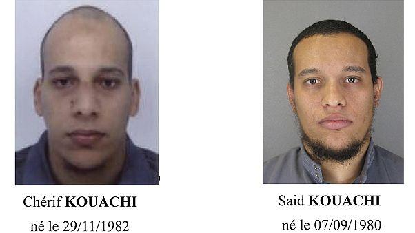 Charlie Hebdo saldırganlarının etrafındaki çember daralıyor