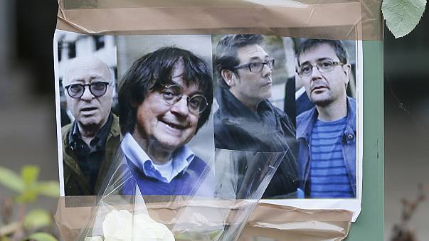 Ők vesztették életüket a Charlie Hebdo székházában