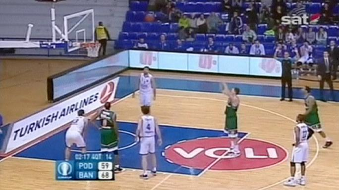 Баскетболист отправил болельщика в нокаут