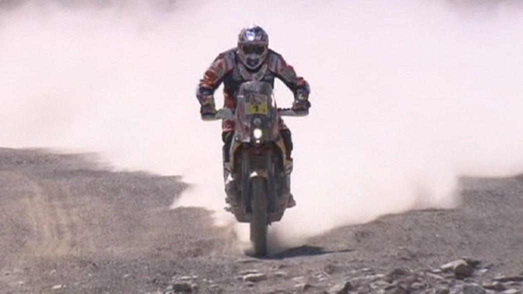 Dakar 2015: Marc Coma continua ao ataque