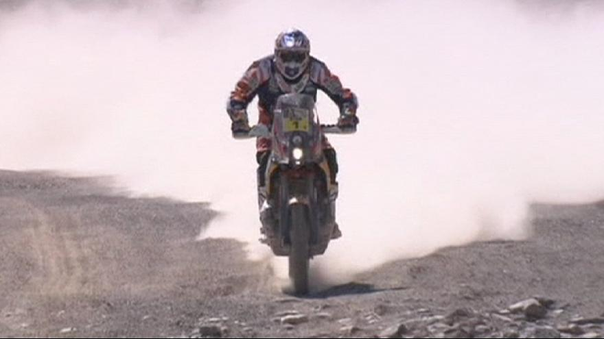 Coma clinches the fifth stage of the Dakar Rally