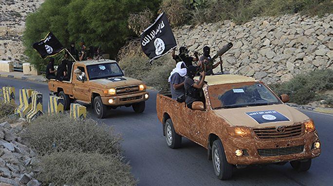 فرع تنظيم الدولة الاسلامية في ليبيا يعلن اعدام صحافيين تونسيين