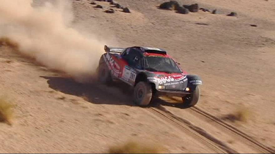 Africa Eco Race: Sabatier clinches stage 9, Serradori forced to withdraw