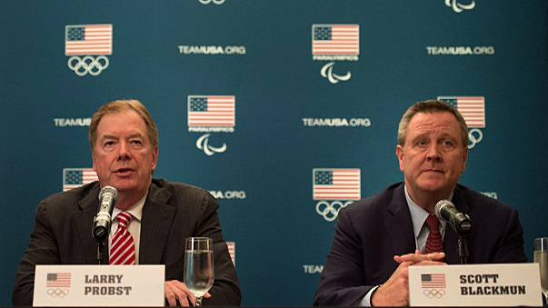 Boston chosen as US bid city for 2024 Games
