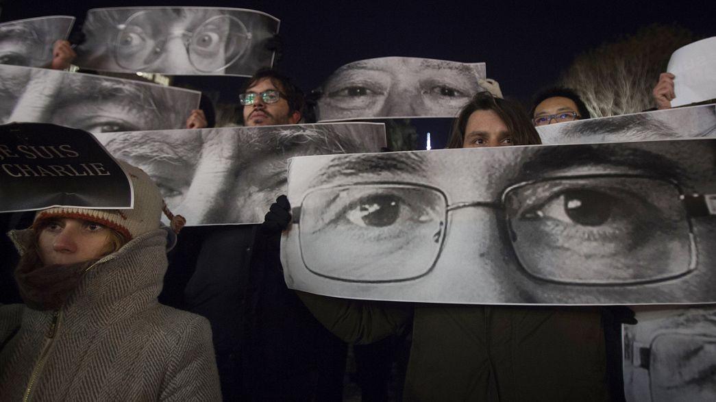 Conmoción por el ataque contra el semanario francés