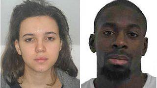 Παρίσι: «Μπόνι και Κλάιντ» το ζευγάρι των τζιχαντιστών
