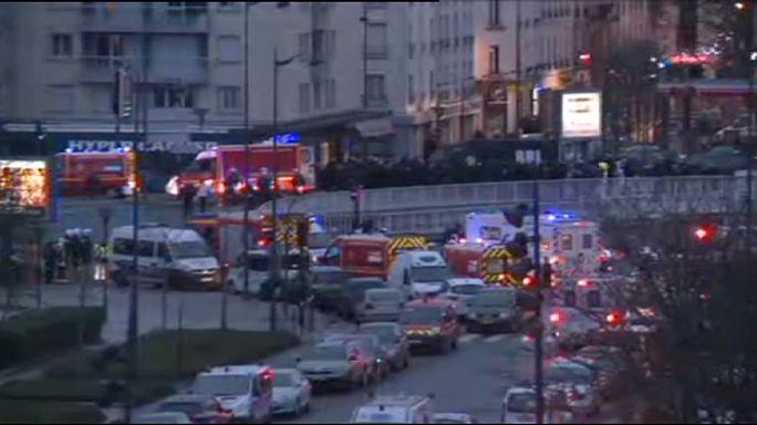 İşte saniye saniye Paris'teki saldırılar