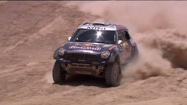 Dakar Rally: Rodrigues and Al-Attiyah claim stage six