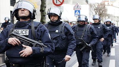 France terror sieges end in bloodshed