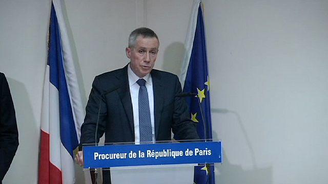 Paris prosecutor Francois Molins gives details of sieges