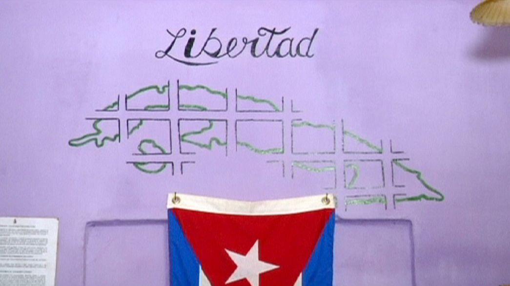 Cuba frees eight more political prisoners