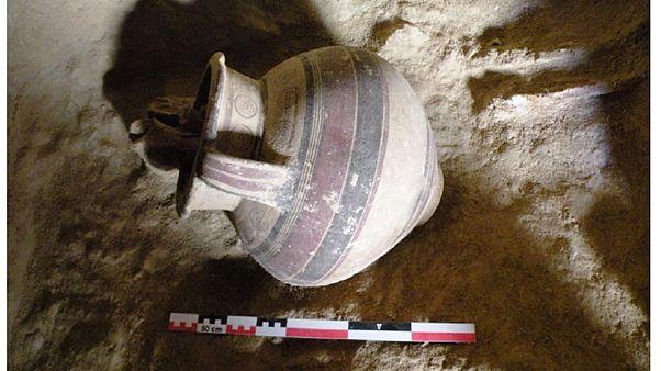 Κύπρος: Ασύλητος αρχαϊκός τάφος βρέθηκε στην Λάρνακα