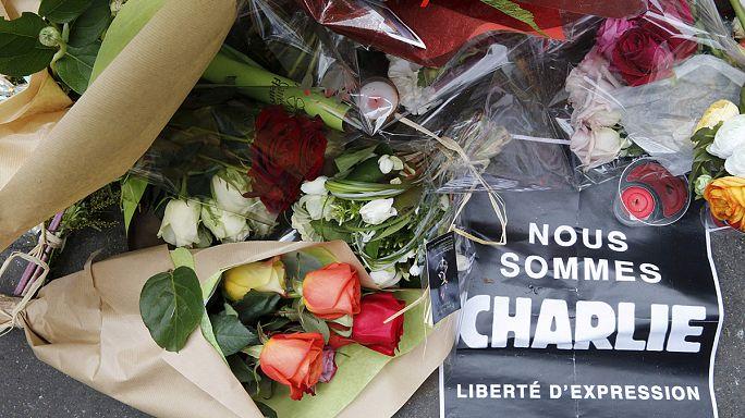 Fransa teröre karşı tek yürek