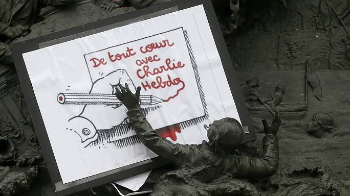 French cartoonist Plantu talks to euronews about Charlie Hebdo