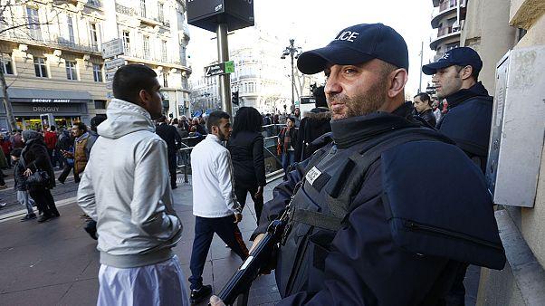 همسر عامل گروگانگیری پاریس به سوریه رفته است